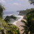 spiaggia Varkala, Kerala