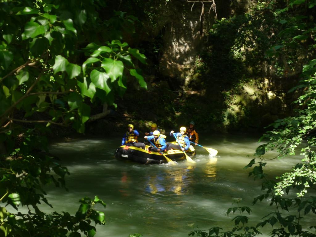 Rafting, Marmore, Terni