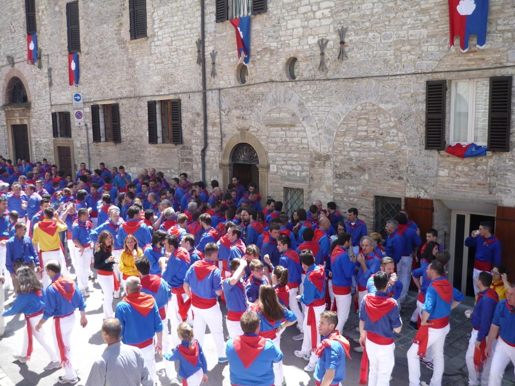 San Giorgio, Gubbio