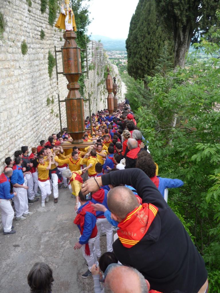 Gubbio, San Ubaldo