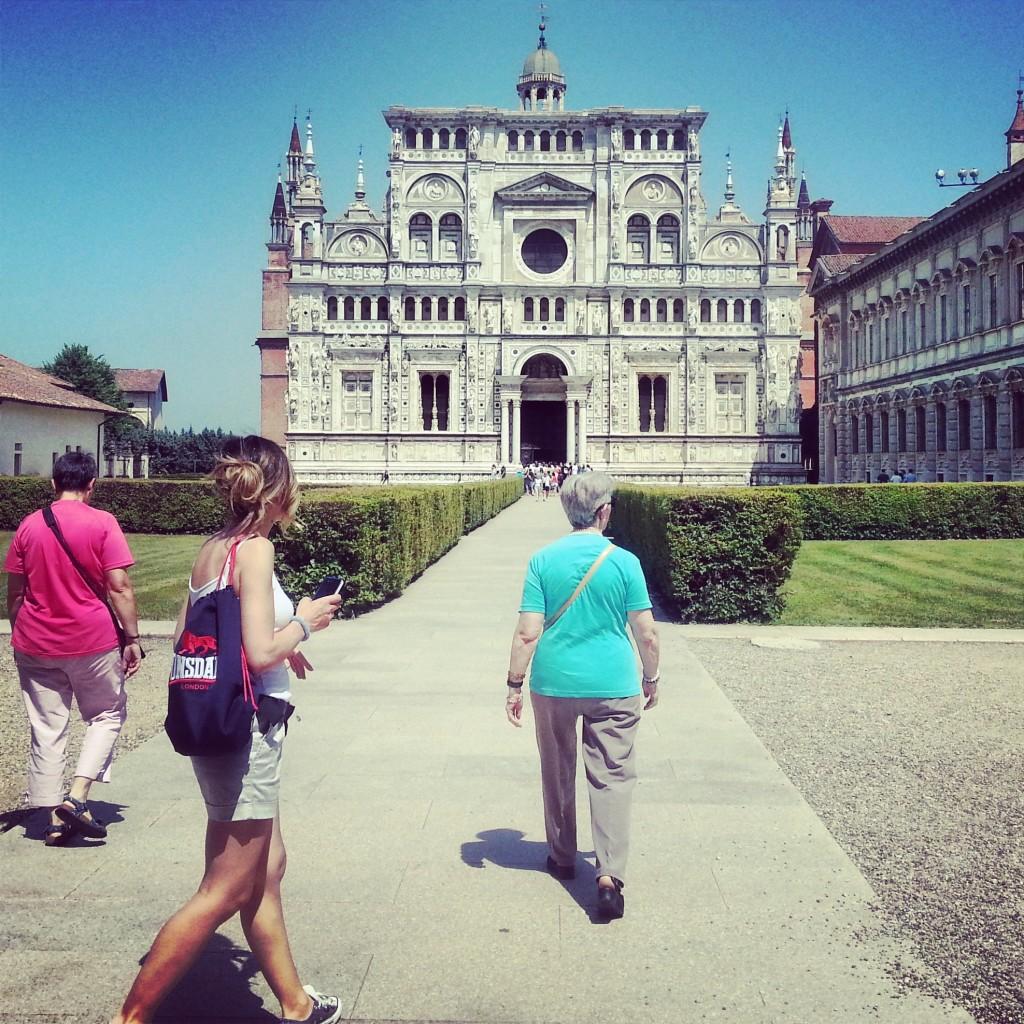 Pavia, Certosa