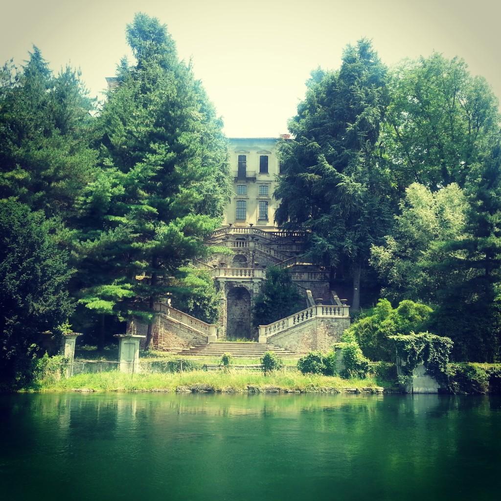 Villetta, Parco del Ticino