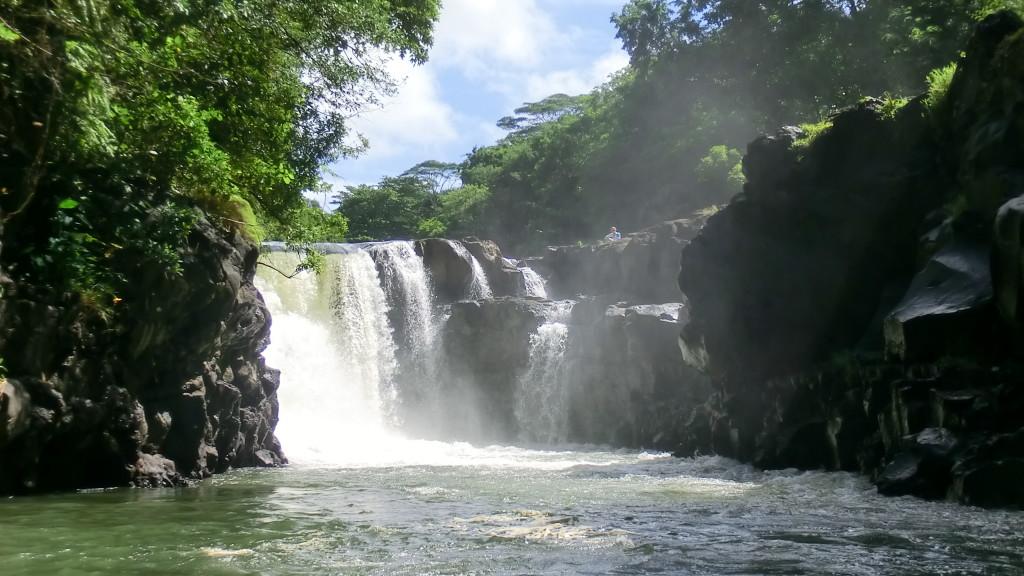 Isola dei cervi, Mauritius