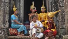 Angkor Wat, tempi, Cambogia