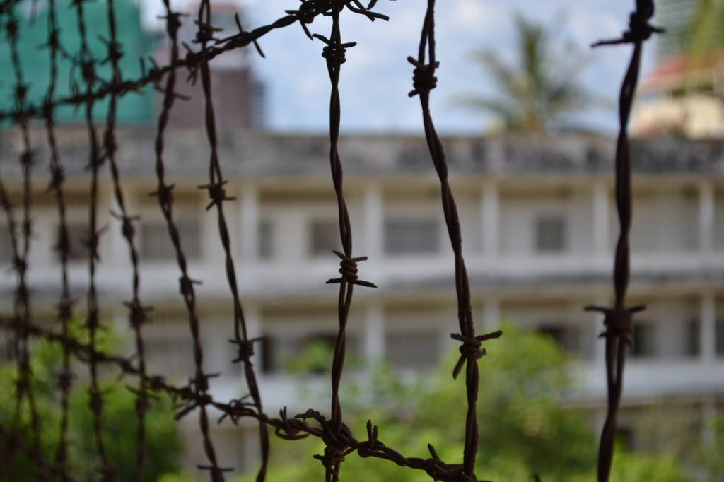 Prigione, Phnom Penh, Cambogia