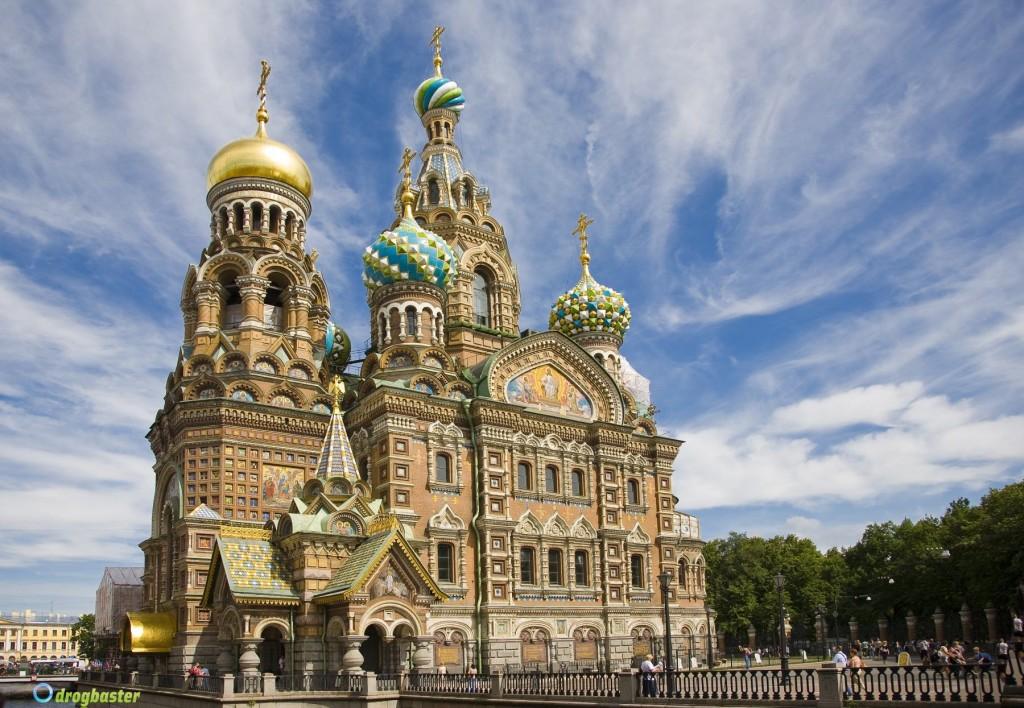 San Pietroburgo, Russia, cattedrale