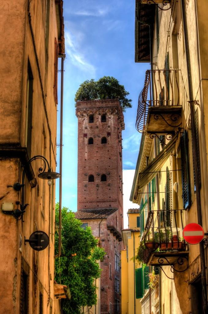 Lucca, Centro Storico