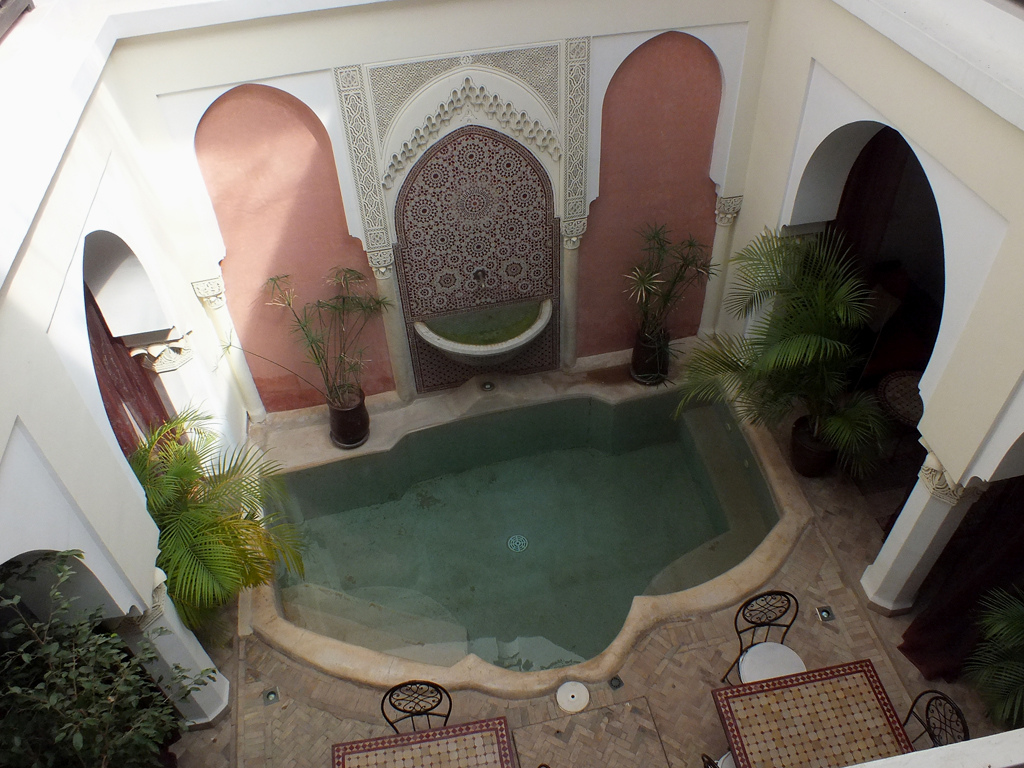 Riad, Marrakech