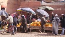 Vicoli, Marrakech