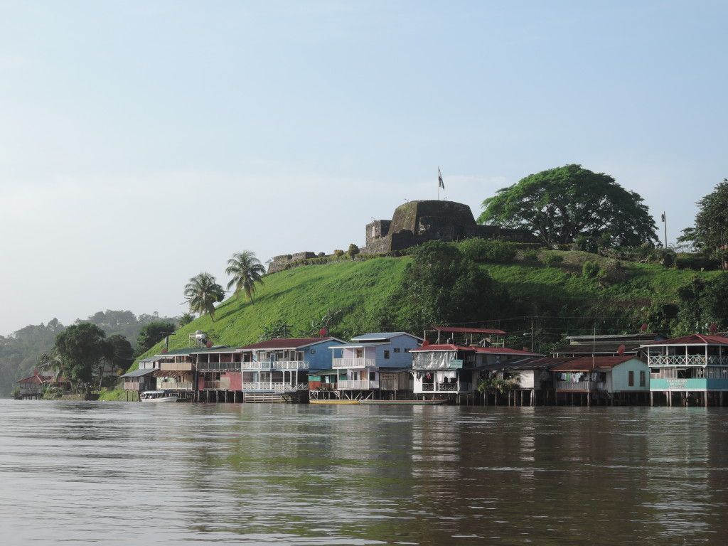 Villaggio El Castillo, NIcaragua