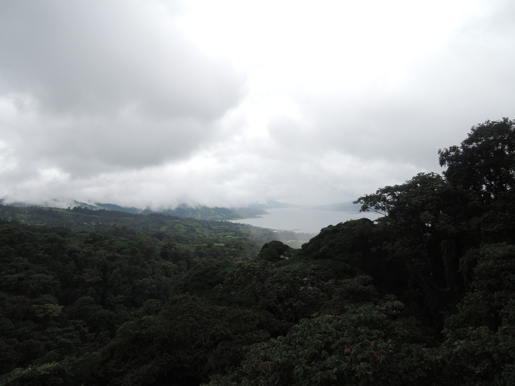 Laguna Arenal, Costarica