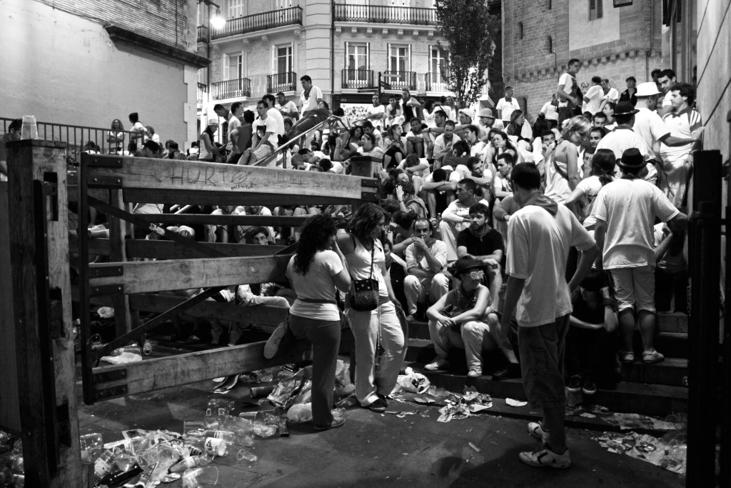 San Fermin, Pamplona