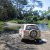 4x4 car, Costa rica