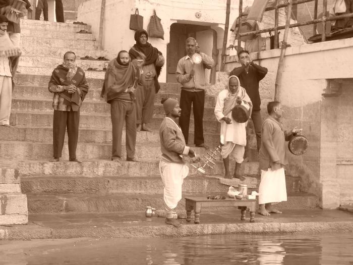 Gange, Varanasi