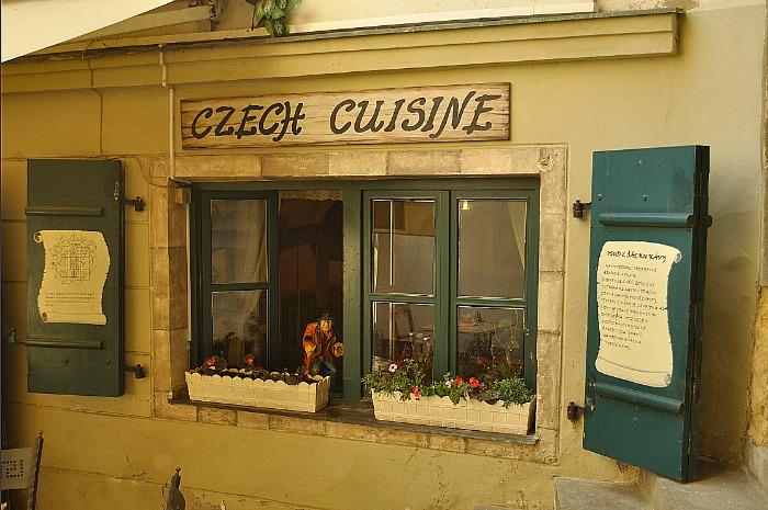 Praga, cucina tipica