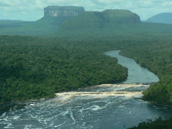 Amazzonia, Salto Angel