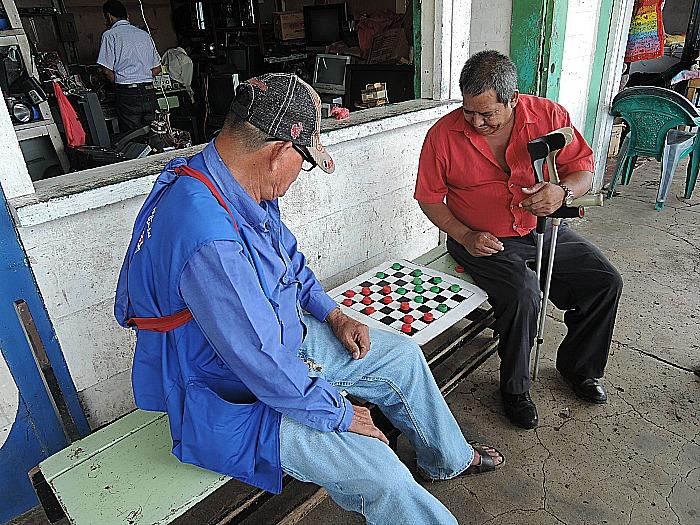 Uomini, Nicaragua