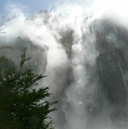 Cascata, Salto Angel