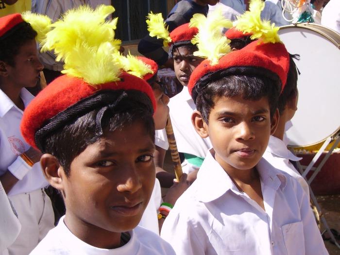 Bangalore, Kids, India
