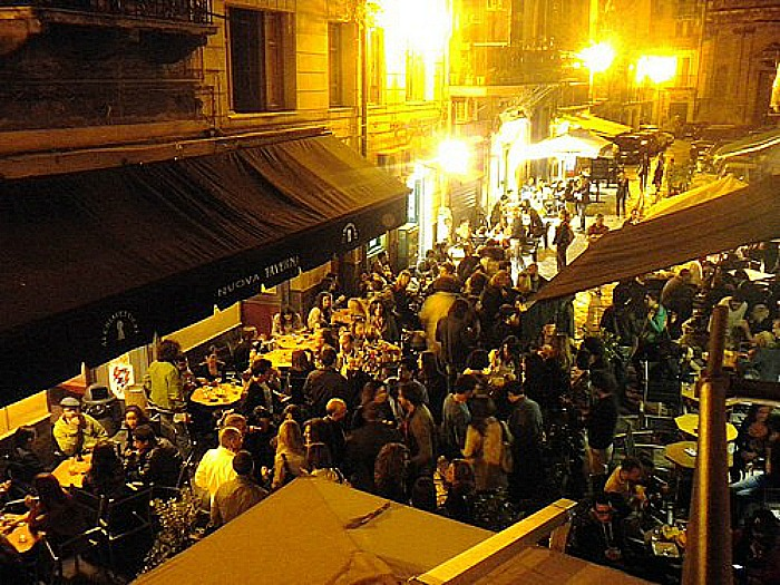 Locali notturni, Palermo