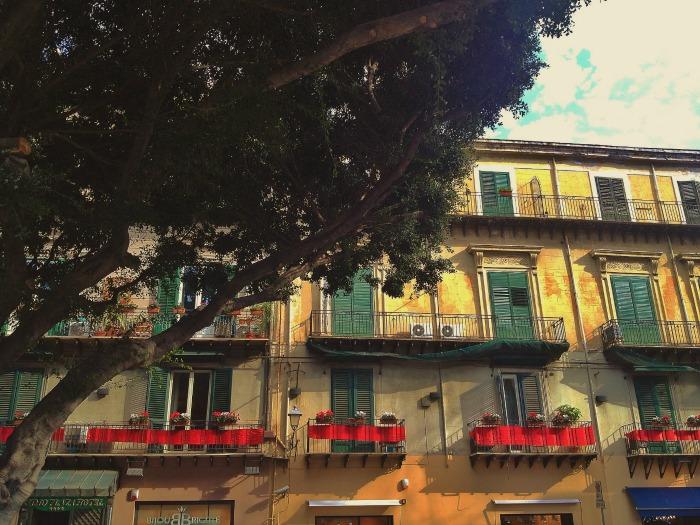 Balconi, Palermo