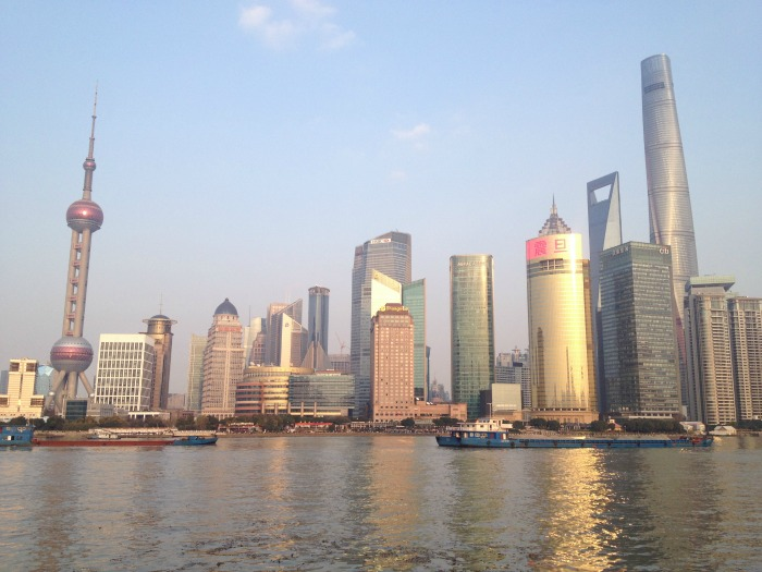 Grattacieli, Pudong