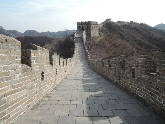 Grande Muraglia, Cina