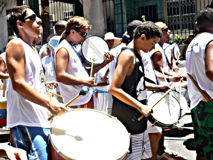 Carnevale, Rio de janeiro, blocos