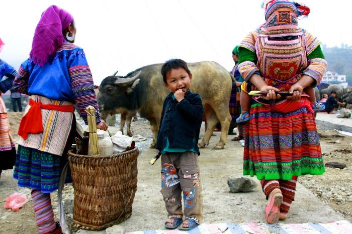 Mercato, Vietnam