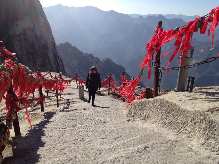 Hua Shan, Cina