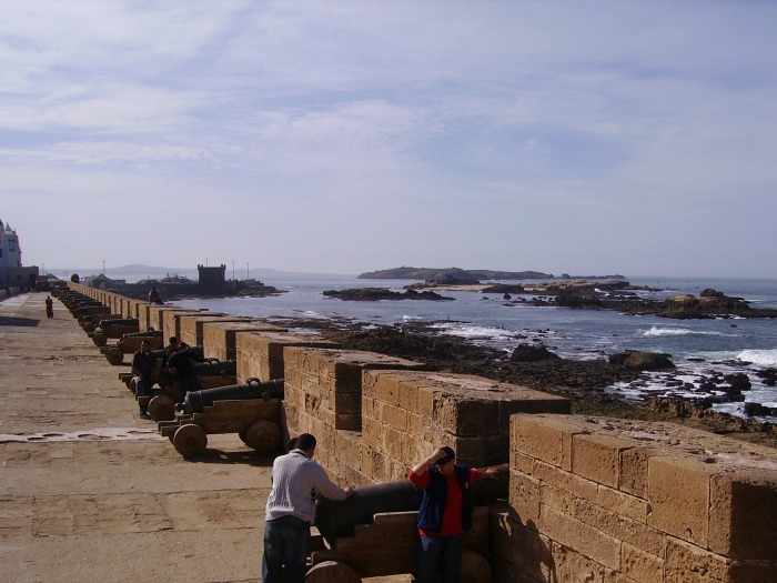 I bastioni della cittadella