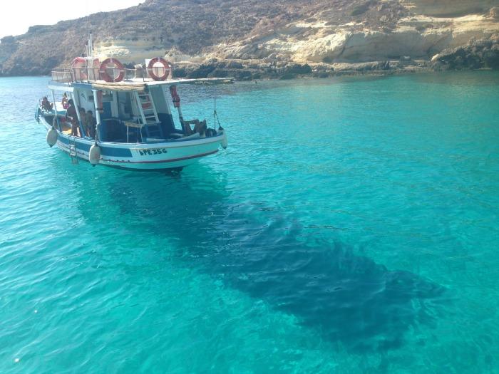 Lampedusa, Sicilia, Italia
