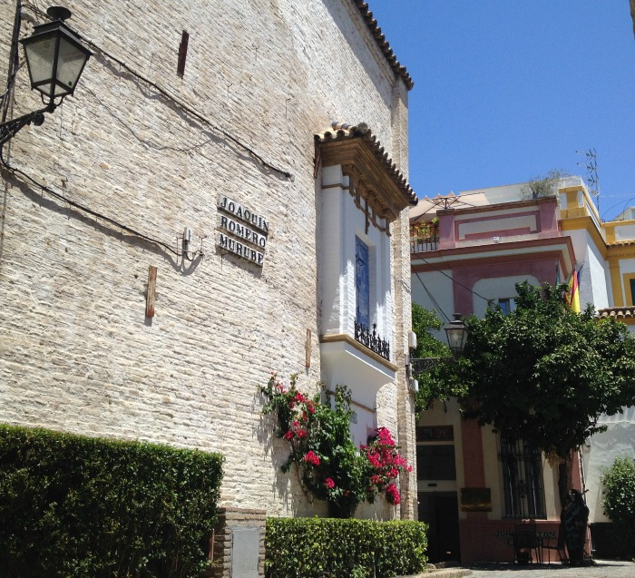Santa Cruz, Siviglia, Spagna