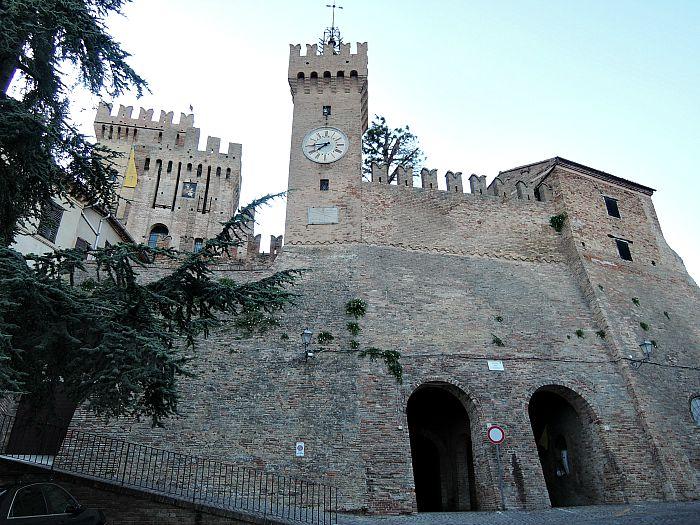 Offagna, Marche