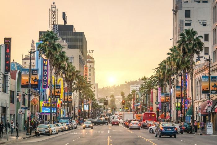 L.A. USA