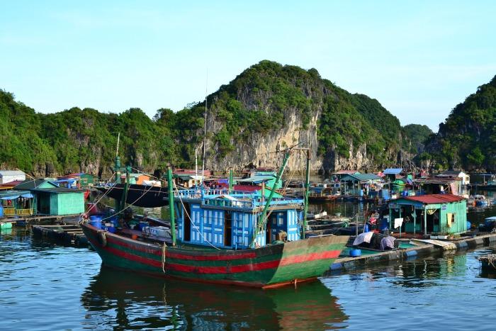 Isola di Cat Ba, Vietnam