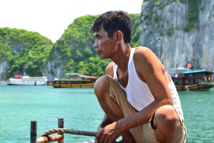 Lan Ha Bay, Vietnam