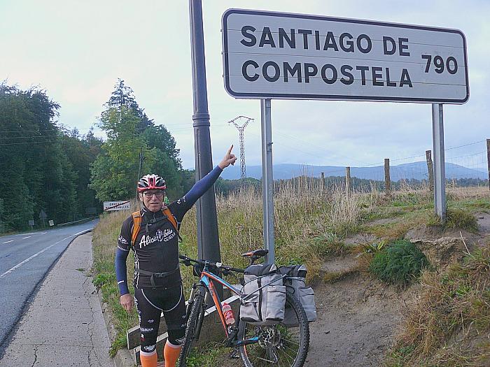 Santiago, Compostela, Spagna
