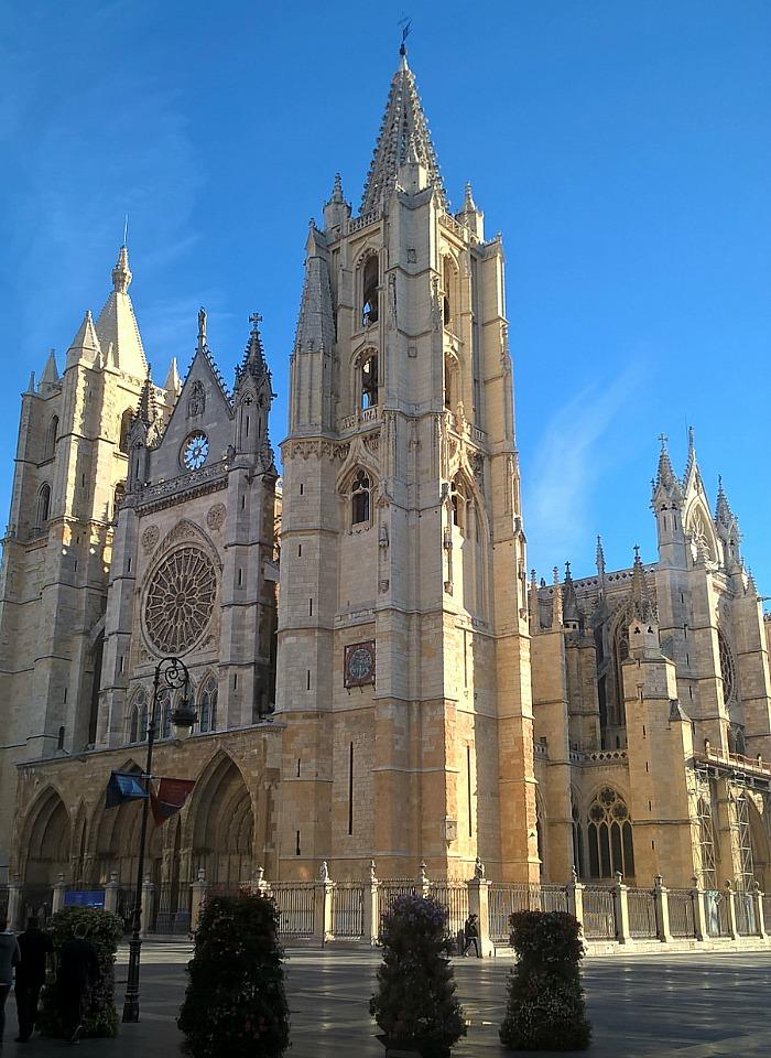 Leon, Spagna