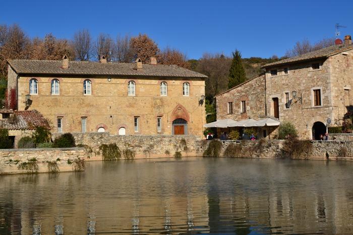 Bagnovignoni, Toscana