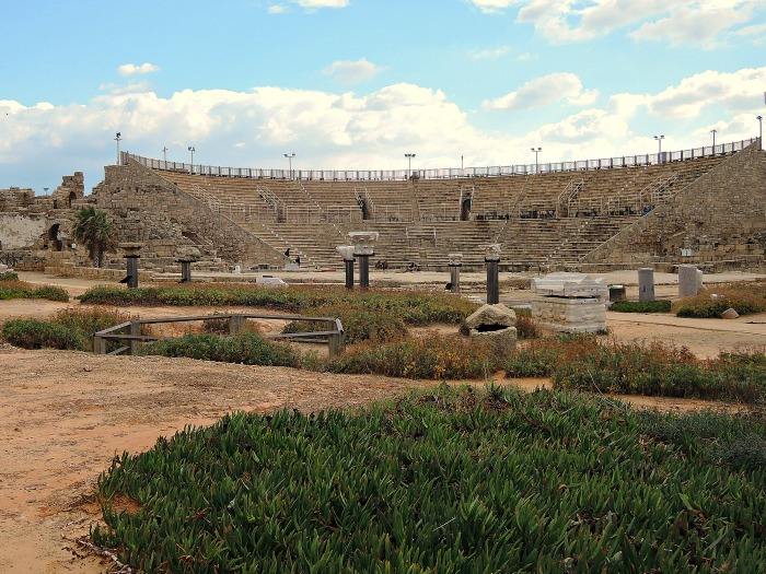 Cesarea, Israele