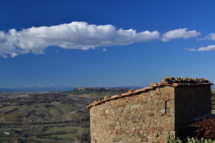 Monticchiello, Toscana