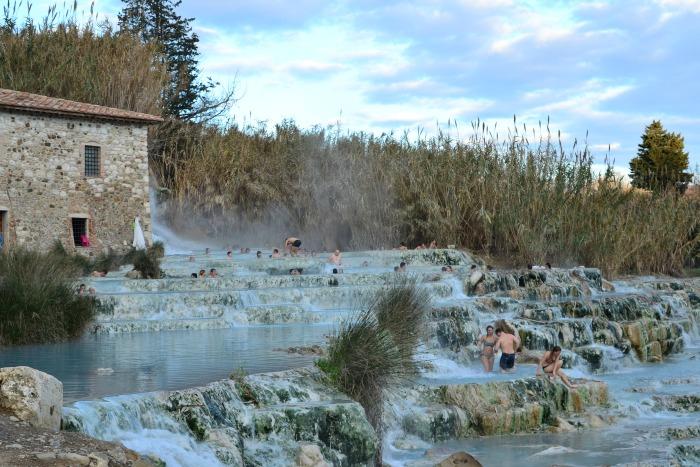 Saturnia, Toscana