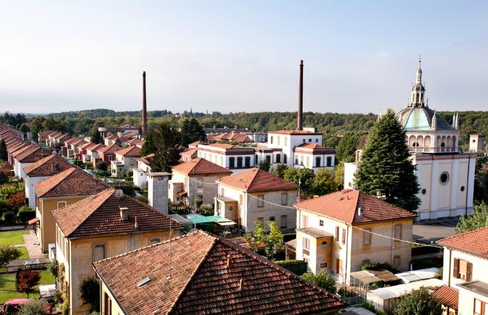 Crespi d'Adda, Lombardia