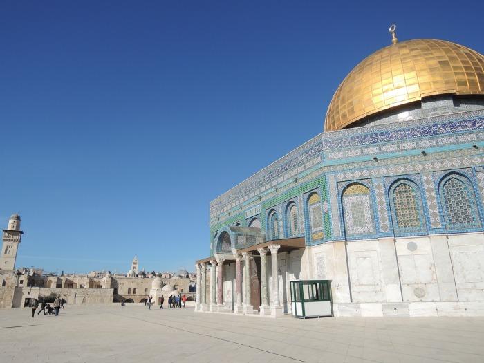 Gesuralemme, Israele