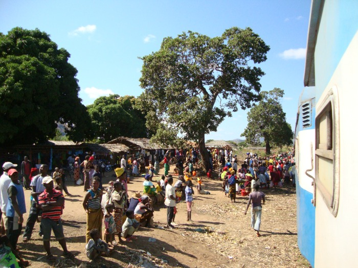 Cuamba, Mozambico