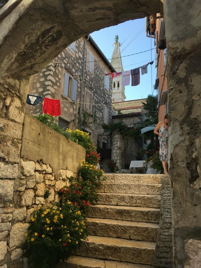 Rovigno, Istria