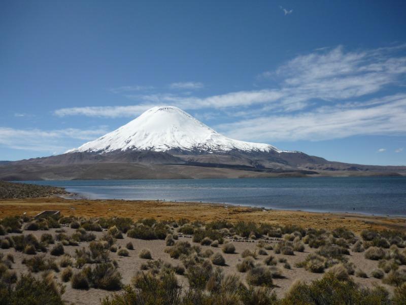 Lauca, Cile