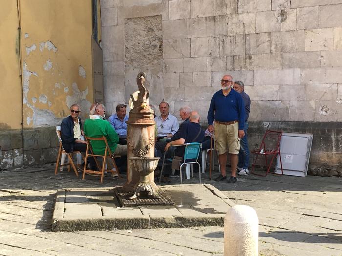 Sarzana, Liguria